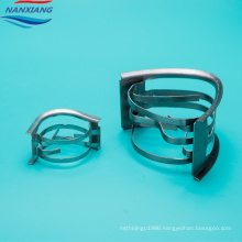 professional manufacture for metal Intalox Saddle Ring